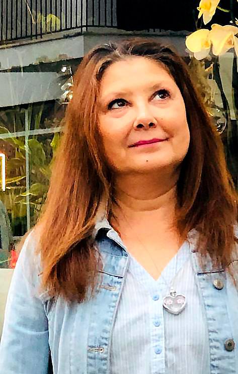 Florista Antonia Madueño
